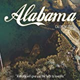 Alabama Calendar 2022: Great 18-month Grid Calendar from Jul 2021 to Dec 2022 for all fans!!!