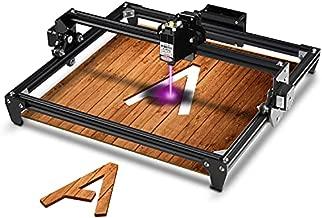Twotrees Totem Laser Engraver CNC Laser Engraving Cutting Machine, DIY Laser Marking for Metal 400x300mm (20w Input Power 5.5w Laser Power)