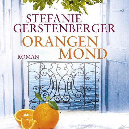 Orangenmond audiobook cover art