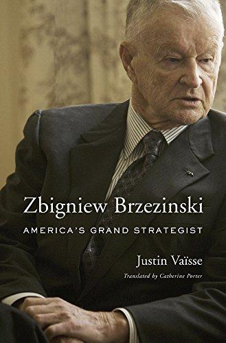 Image of Zbigniew Brzezinski: America's Grand Strategist