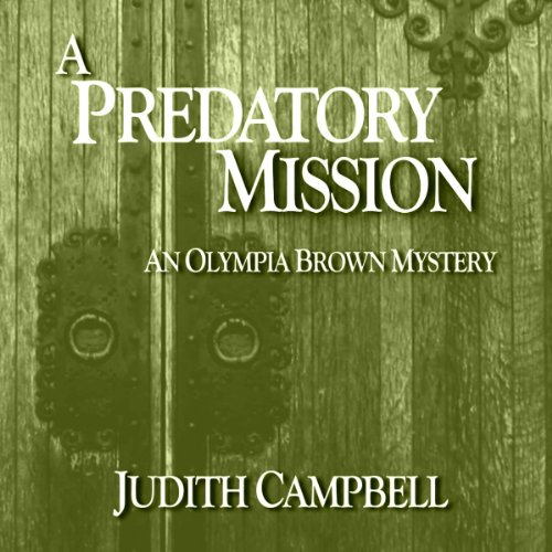 A Predatory Mission audiobook cover art