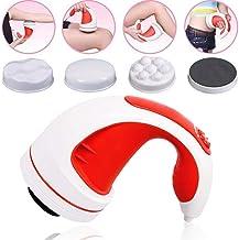 CCHM Electric Vibration Full Body Leg Abdomen Waist Arm Massage Slimming Lose Weight Burn Fat Massager Device Estimated Price : £ 27,89