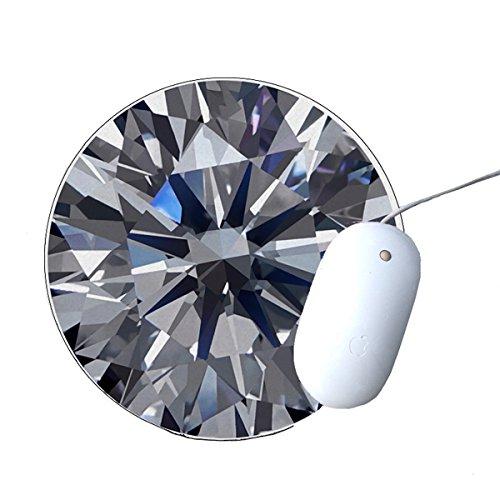 Diamond - Round Mousepad
