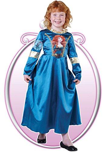 Rubie's-déguisement officiel - Disney- Costume Classique Mérida Nouveau Design - Taille M- I-886949M