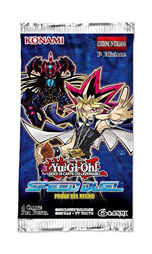 Konami- Speed Duel Booster Carte Yu-Gi-Oh, TCG388