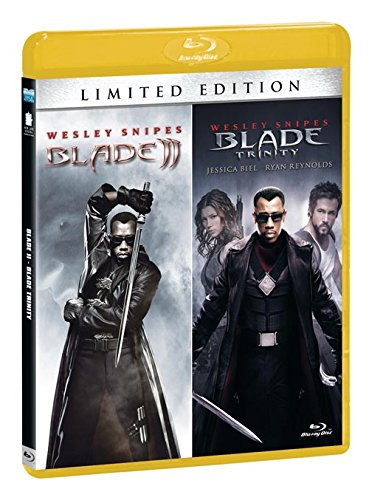 Blade 2, Blade Trinity (Box 2 Br)