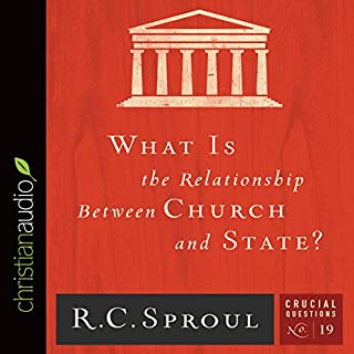 What Is the Relationship Between Church and State? cover art