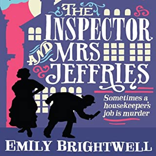 The Inspector and Mrs Jeffries cover art