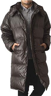 (リミテッドセレクト) LIMITED SELECT ロング丈 ダウンコート メンズ ベンチコート ダウンジャケット 羽毛