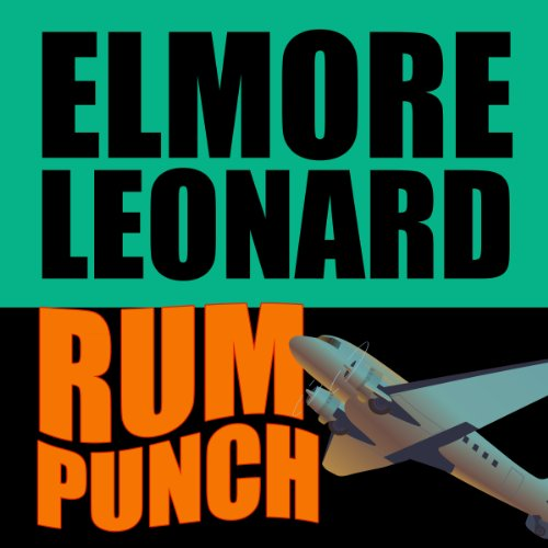Rum Punch audiobook cover art