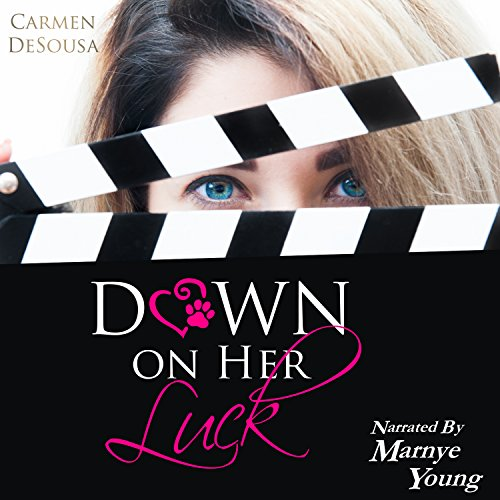 Down on Her Luck: Alaina's Story audiobook cover art