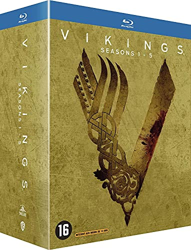 51c24k+5OqL. SL500  - Vikings Saison 6 Partie 1 : Rendez-vous au Valhalla dès ce week-end sur Netflix et Amazon Prime Vidéo
