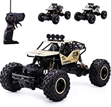 MBE RC Cars Off-Road Rock Crawler Truck 1.20 RC Cars Electric Fast Racing Buggy Hobby Car (Multi Color)