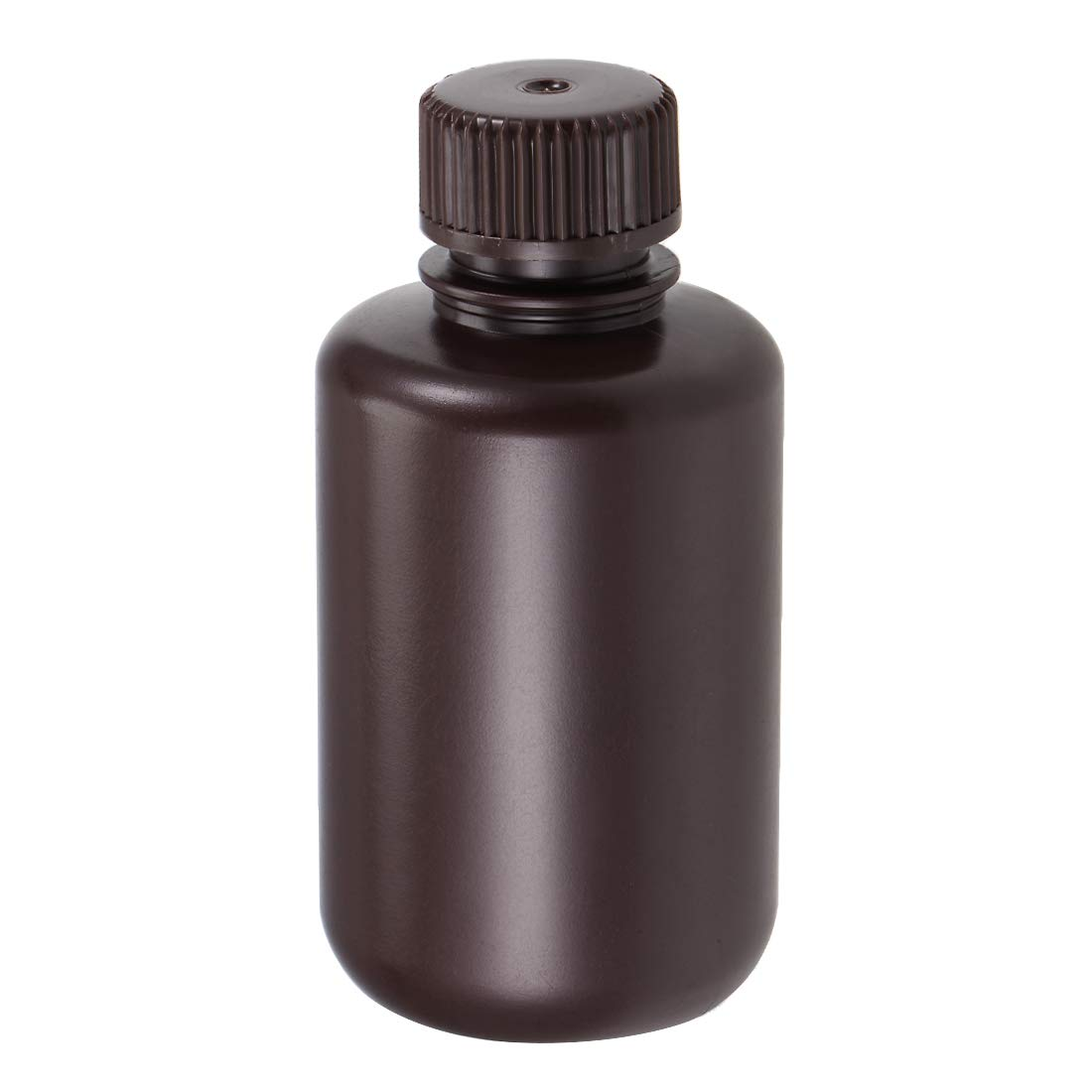 uxcell Plastic Lab Chemical Reagent Bottle 125ml/4.2oz Small Mou