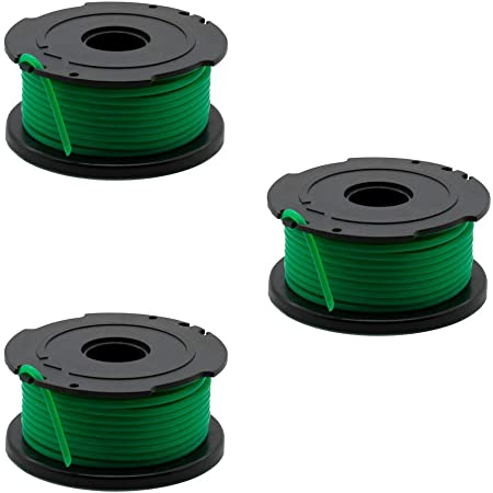 SF-080 Auto Feed String Trimmer Spool Line Replacement For Black /& Decker V7R7