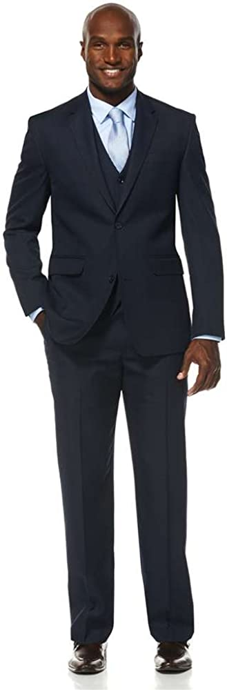 Savane Men's Tailored Micro Houndstooth Suiting Jacket