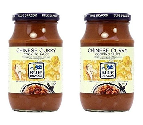 (2 PACK) - Blue/Dr Chinese Curry Cooking Sauce| 425 g |2 PACK - SUPER SAVER - SAVE MONEY