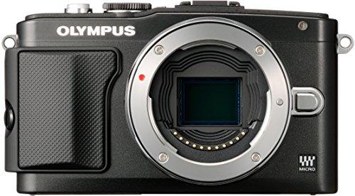 """Olympus Pen E-PL5 - Cámara Evil de 16.1 MP (Pantalla 3"""", estabilizador, vídeo Full HD), Color Negro - Kit con Objetivo 14-150mm f/4"""