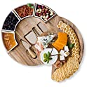 ChefSofi Cheese Cutting Board Set