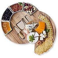 ChefSofi Cheese Cutting Board Set