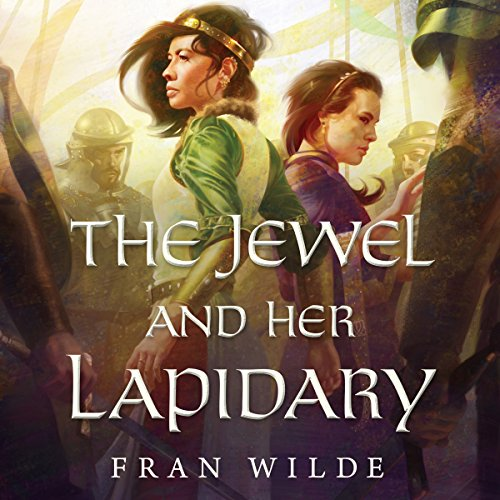 The Jewel and Her Lapidary audiobook cover art