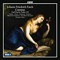 Cantatas by FASCH (2002-02-01)