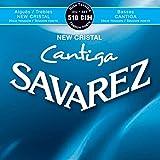 SAVAREZ 510CJH BLUE クラシックギター弦 ニュークリスタルカンティーガ・ポリッシュ (サバレス)