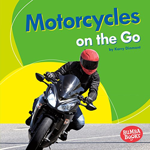 Motorcycles on the Go copertina