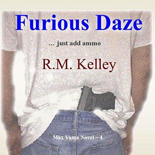 Furious Daze audiobook cover art