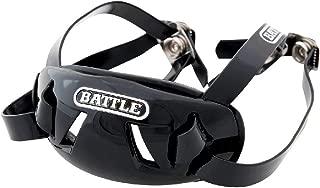Battle Sports 科学战斗壳成人足球绑带(26AC0000XX-成人) 黑色 可调节