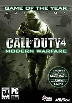 Call of Duty 4  Modern Warfare Game of the Year Edition - PC