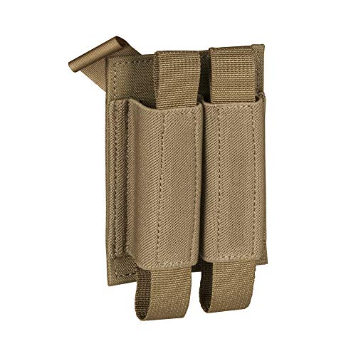 Holster Helikon-Tex - Double - En polyester - Couleur coyote