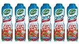 Pack de 6 sirops zéro fraise Teisseire
