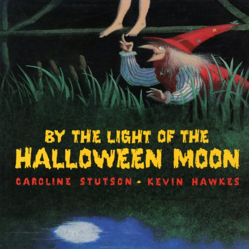 By the Light of the Halloween Moon audiobook cover art