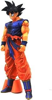 SONGDP Anime Toys Dragonball Super Super Saiyan Son Goku: Dragon Ball Warrior Hero Battle Wukong Dragon Ball Super Comics Comic Statue (Color : A)