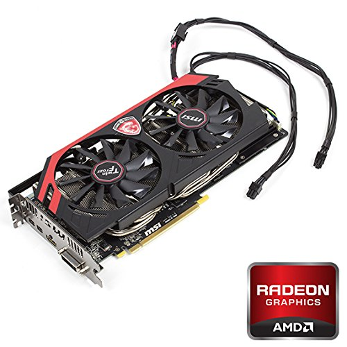 R9 280X 3 GB HD Grafikkarte AMD Radeon Grafikkarte für Apple Mac Pro 2009 - 2012