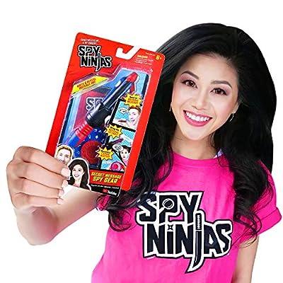 Spy Ninjas Secret Message Spy Gear from Playmates Toys