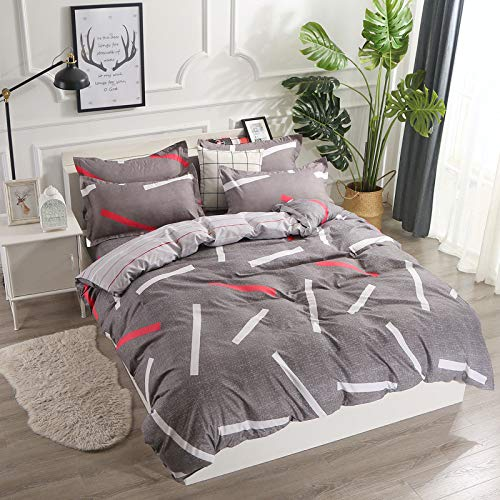 huyiming bed linings Verwendet für Tagesdecken in Vier Stück Aloe Vera Baumwolle 1,5/1,8/2,0 m Doppelbett Kit Bett 1,8 m