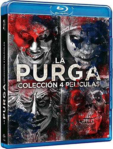 Pack: La Purga - 1-4 [Blu-ray]