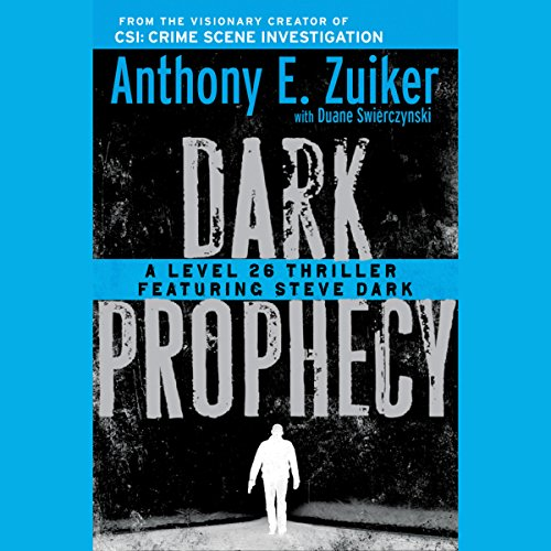 Dark Prophecy audiobook cover art
