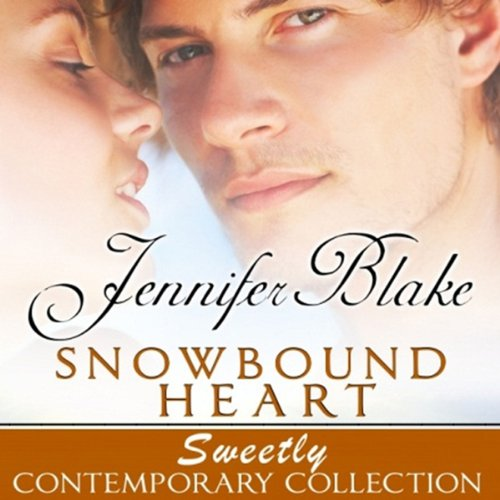 Snowbound Heart audiobook cover art