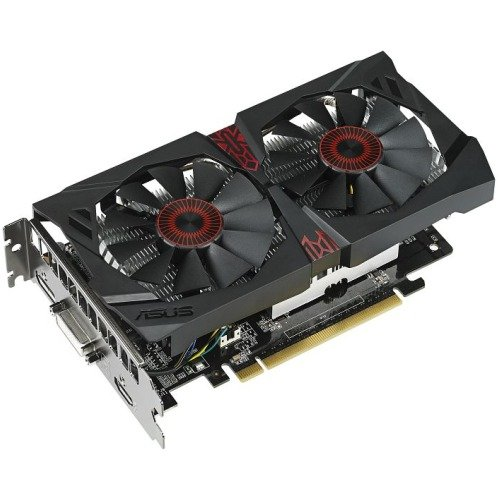 ASUS GeForce GTX 750 TI Strix Version 2048MB GDDR5