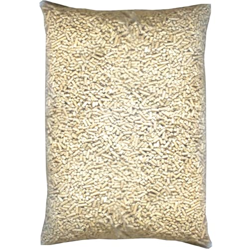 Unbranded Wood Pellets 1 | Biomass Stove Heating Fuel | Outdoor Pizza Oven Pellets | Quality Wood Pellets 6mm 15Kg