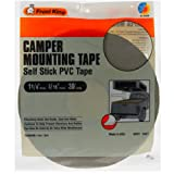 Frost King Available V447H Camper Mounting Tape 1-1/4-Inch by 3/16-Inch by 30-Feet, Grey, Gray|Grays