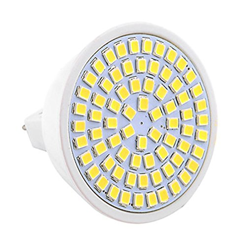 LED lampen LED Spotlight MR16 72LED 7W (Equivalent Vervanging 70 W Halogeen Lamp) 2835SMD 600-700LM Warm/Koud Verlichting AC 220-240V 1 STKS