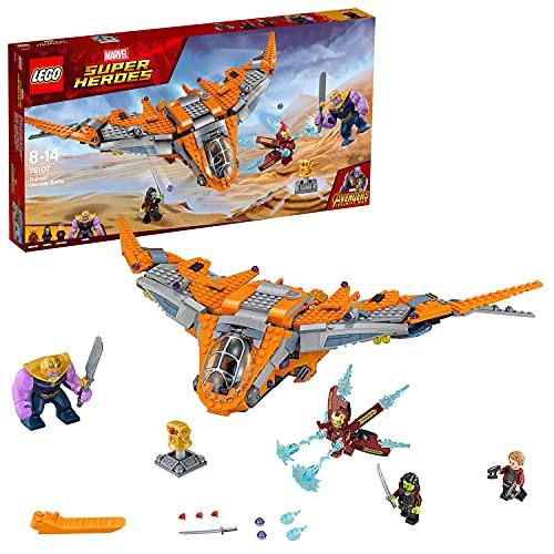 LEGO 76107 Super Heroes Thanos: Batalla definitiva