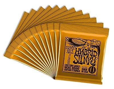 Ernie Ball 7-String Super Slinky Nickel Wound Set.009 - .052