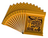 Ernie Ball 2222-12 Hybrid Slinky Electric Guitar Strings (12 Sets)