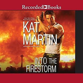 Into the Firestorm audiobook cover art
