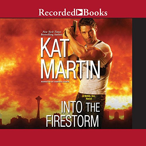 Into the Firestorm audiobook cover art